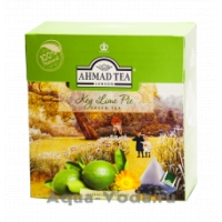 Чай Ahmad Key lime pie