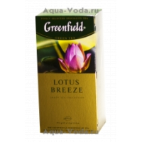 Чай Greenfield Lotus Breeze
