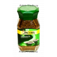 Кофе растворимый Jacobs Monarch 190 г стекло