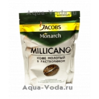 Кофе растворимый Jacobs Monarch Millicano 150 г пачка