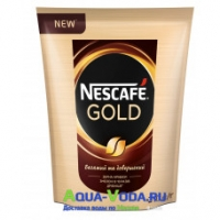 Кофе растворимый Nescafe Gold 150 г пачка